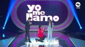 Joan Sebastian le propuso matrimonio a su novia, en 'Yo me llamo'