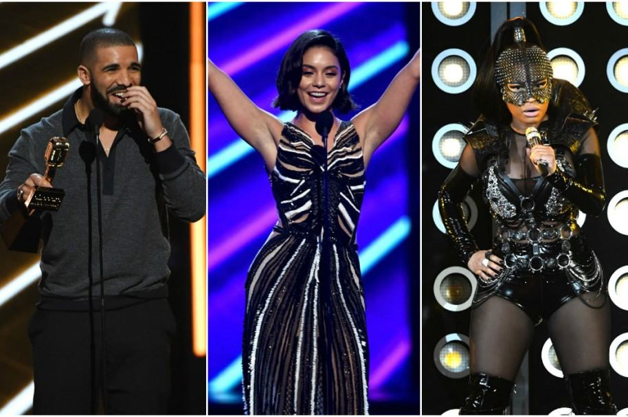 Drake / Vanessa Hudgens / Nicki Minaj