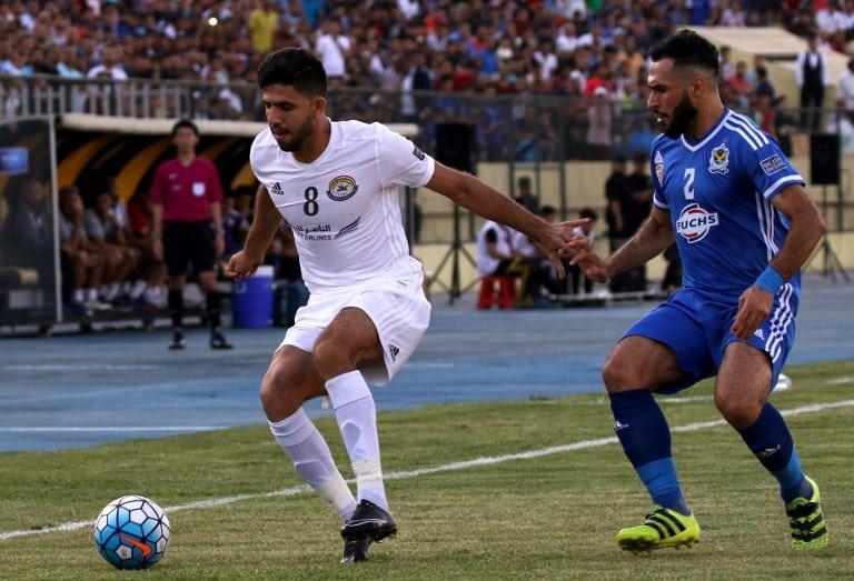 Fútbol en Irak