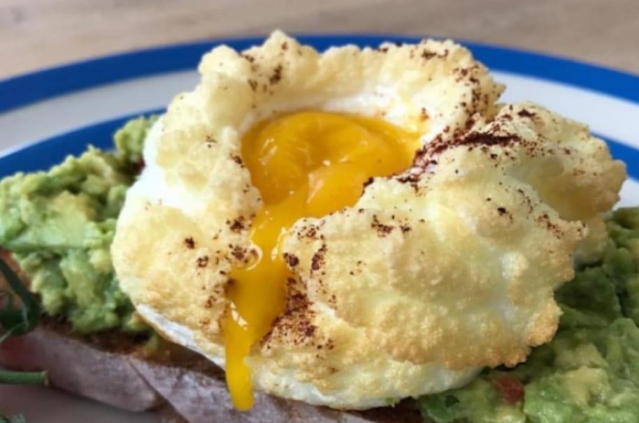 Huevos nube. Pulzo.com