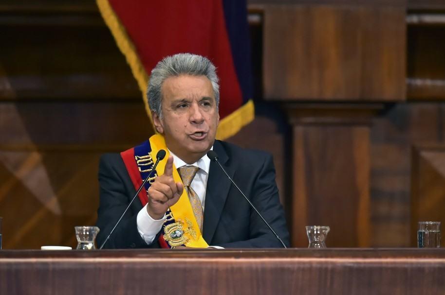 Lenín Moreno, nuevo presidente de Ecuador