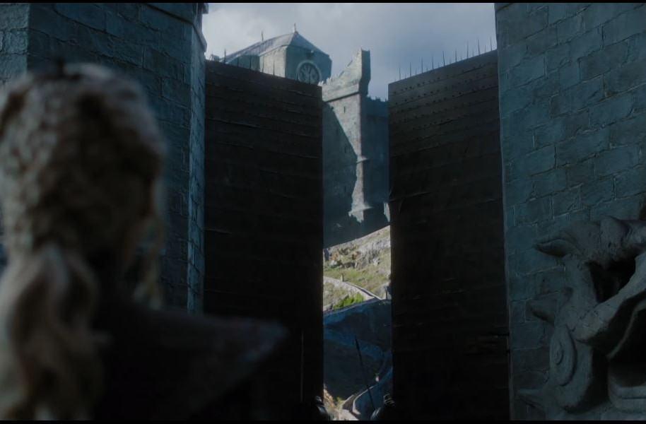 Daenerys regresa a Dragonstone