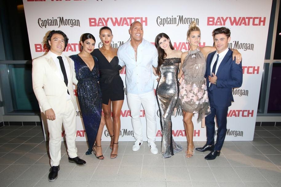 Elenco de Baywatch - Pulzo.com