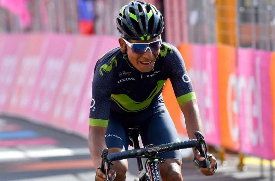 Nairo Quintana Giro