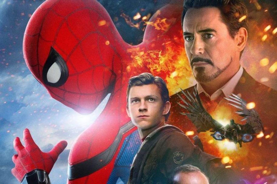 Afiche 'Spider-Man Homecoming'
