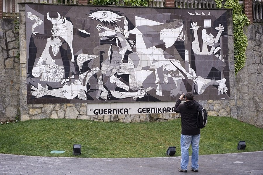 'Guernica' de Pablo Picasso