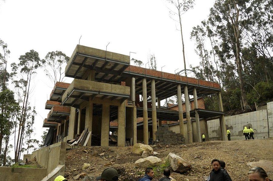 Predio 'El bambu', ubicado en el sector Rosales, será demolido
