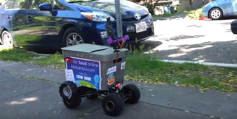 Robot domiciliario