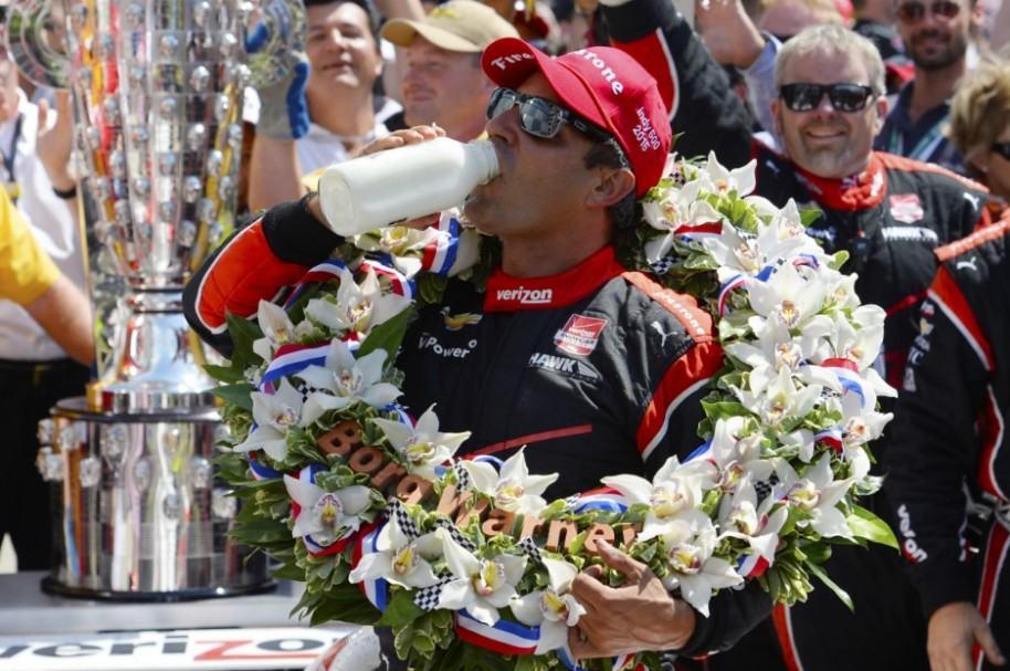 Triunfo de Juan Pablo Montoya en Indy 500