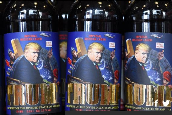Cerveza Trump