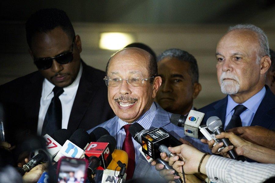 Temístocles Montás, ministro de Industria y Comercio de República Dominicana