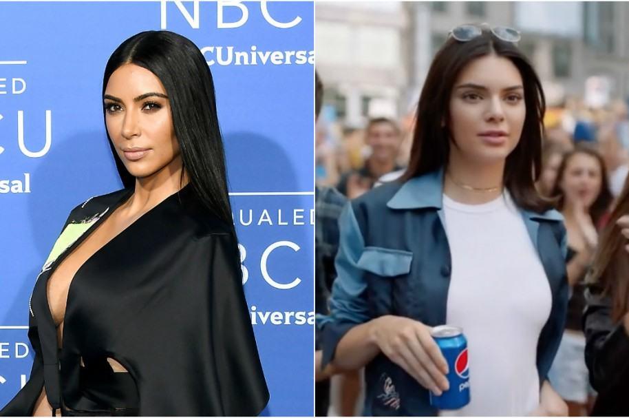 Kim Kardashian / Kendall Jenner