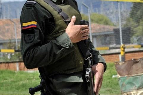 Capturados policías