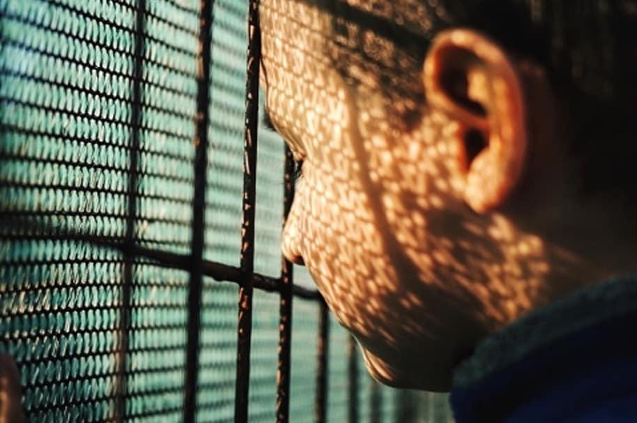 Inmigrante preso