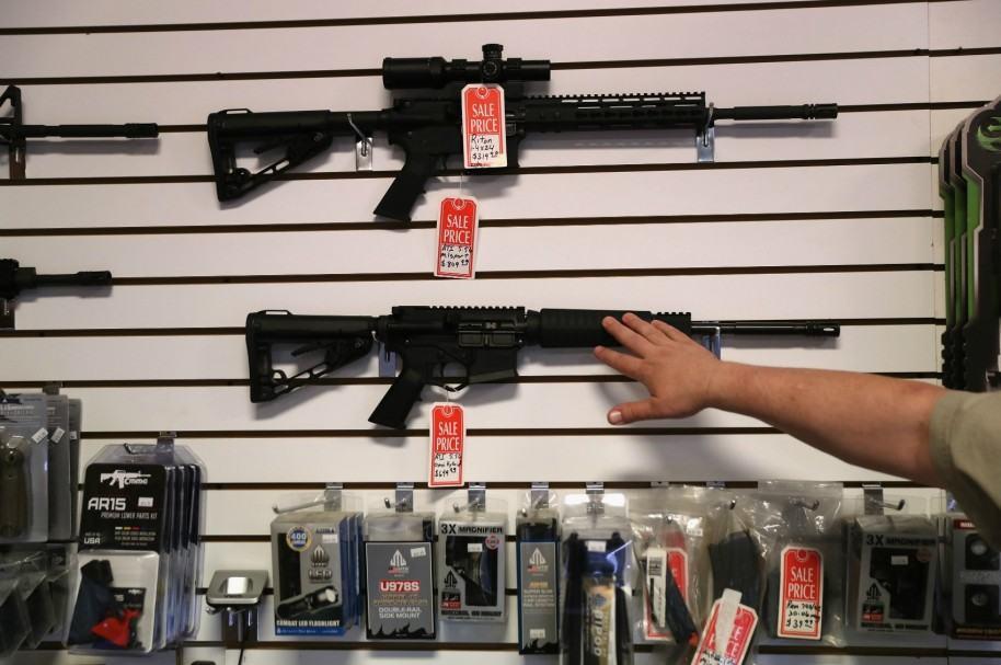 Venta de fusiles AR 15