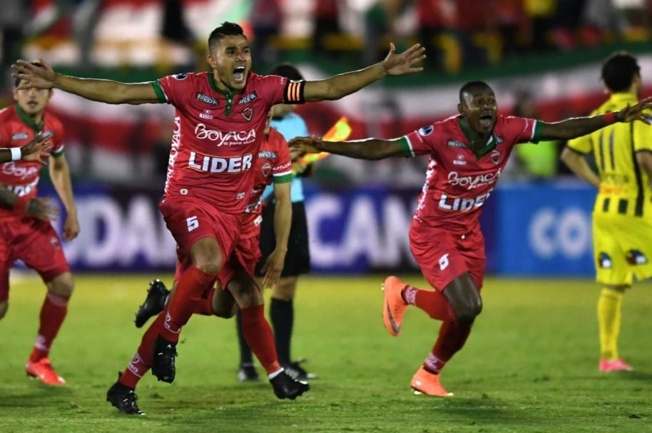 Patriotas en la Sudamericana