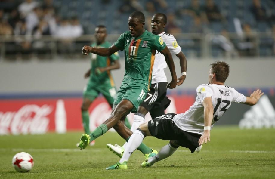 Zambia vs. Alemania