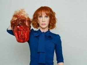 Trump decapitado