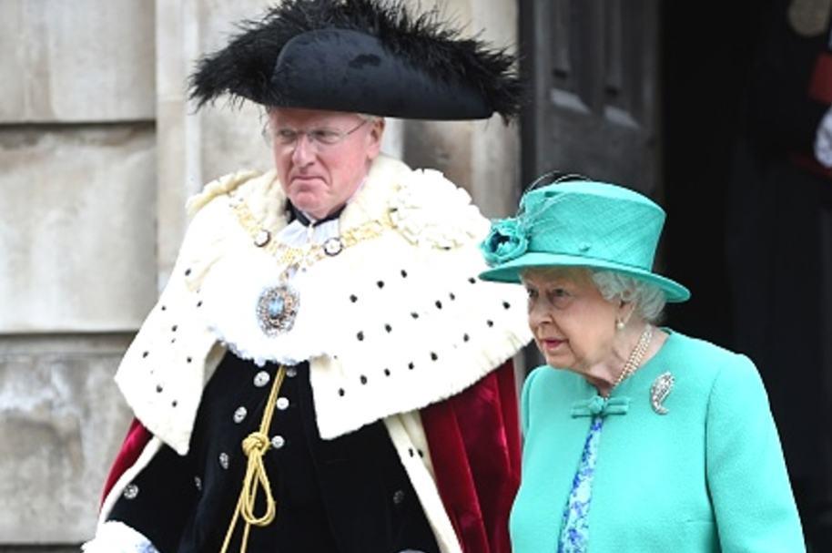 Lord Mayor Getty