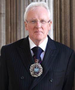 Alderman Dr Andrew Palmley