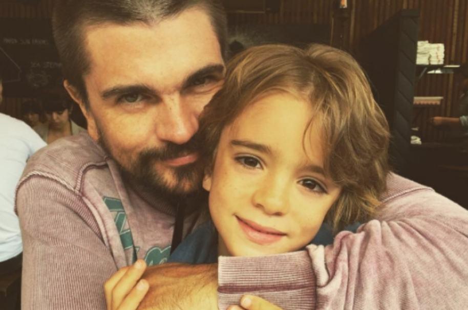 Juanes y Dante. Pulzo.com