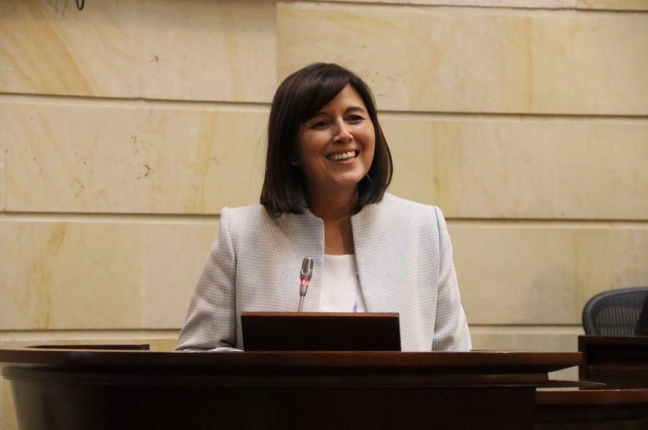 Diana Fajardo, nueva magistrada de la Corte Constitucional