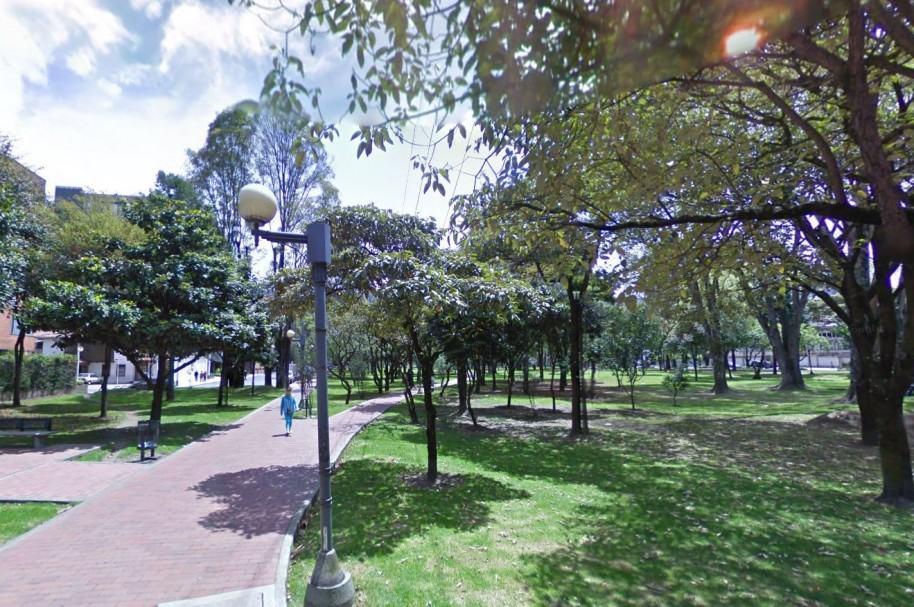 Parque El Virrey de Bogotá