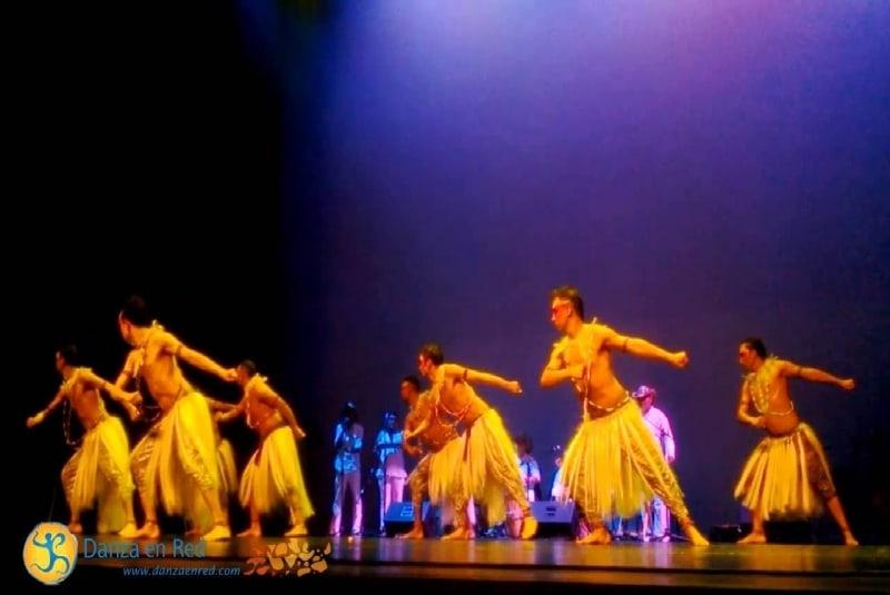 Danza en red