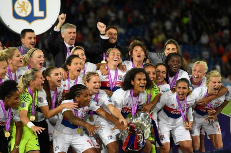 Lyon, campeón de Champions League femenina