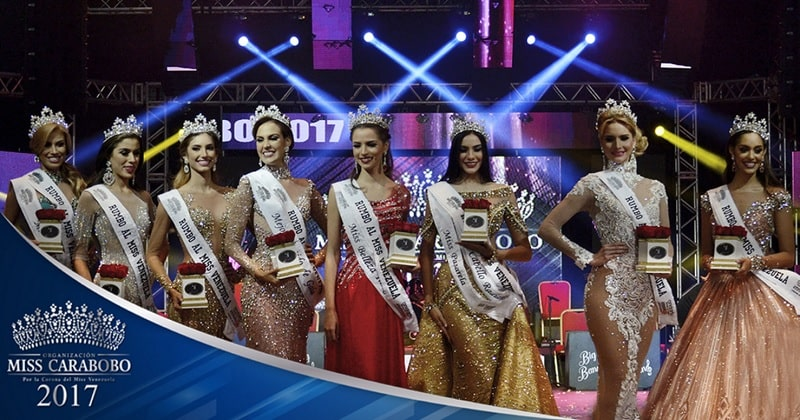 Sobrina de Hugo Chávez en Miss Venezuela