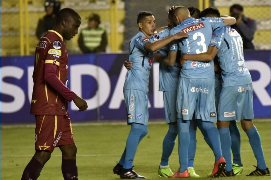 Bolívar 1-0 Tolima