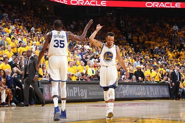 Juego 1 de la final de la NBA