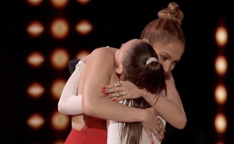 Diana Pombo y Jennifer Lopez