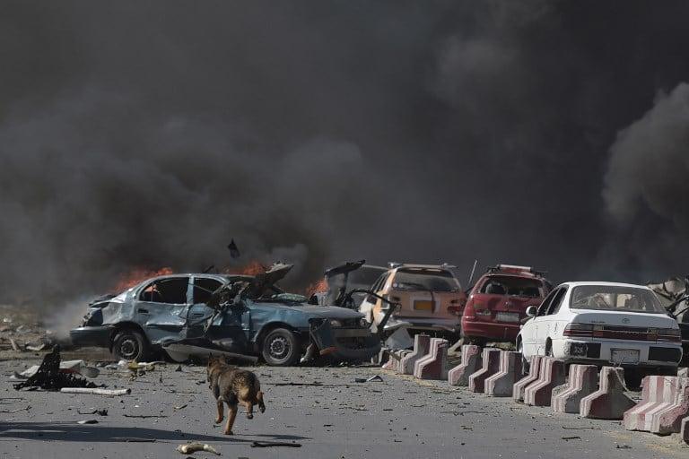 Atentado en Kabul. Pulzo.com