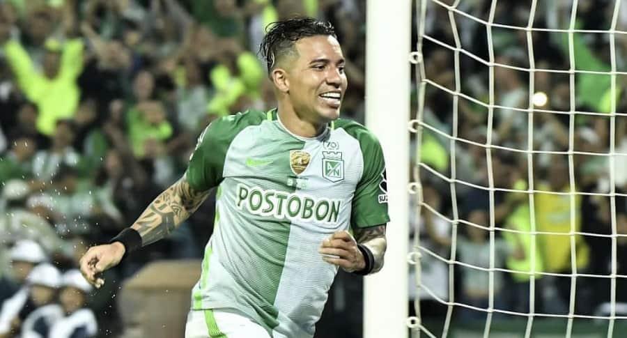 Dayro Moreno, futbolista.