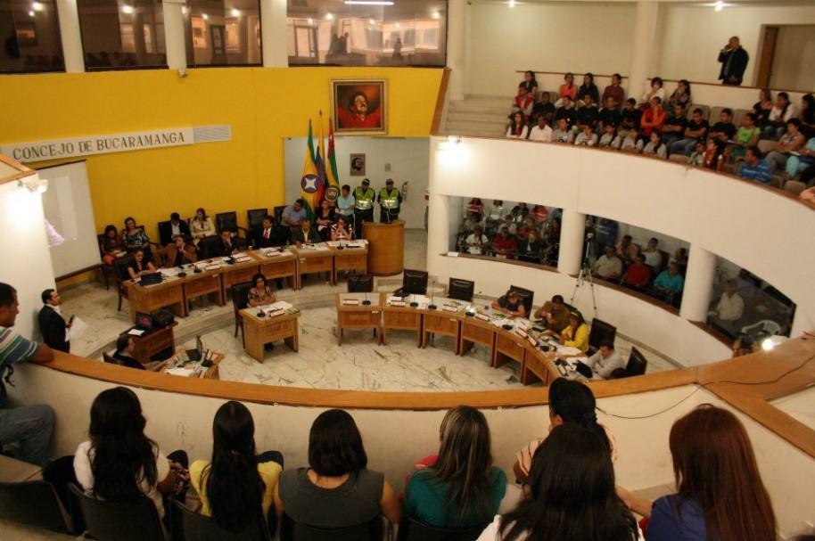Concejo de Bucaramanga