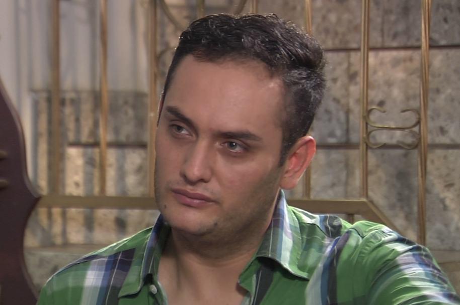 Capitán retirado Ányelo Palacios