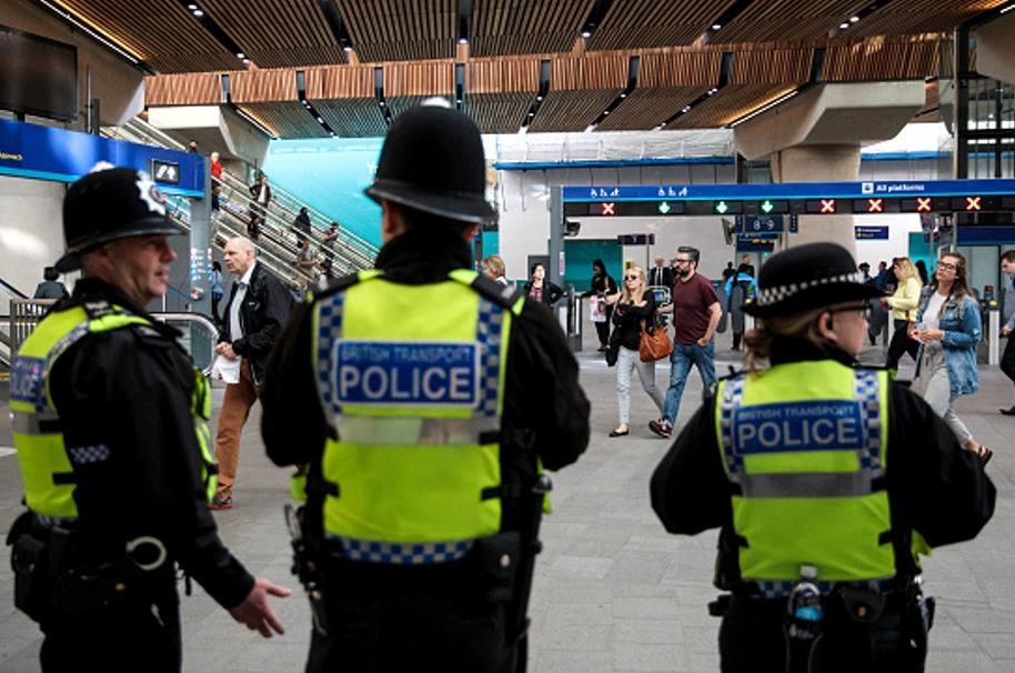 Policía londinense