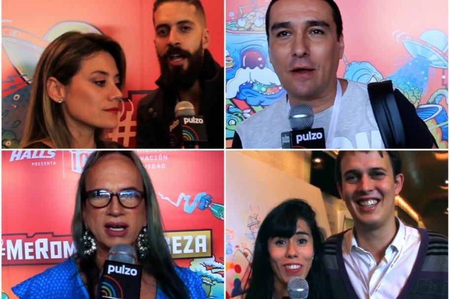 Panelistas Movimiento Clic