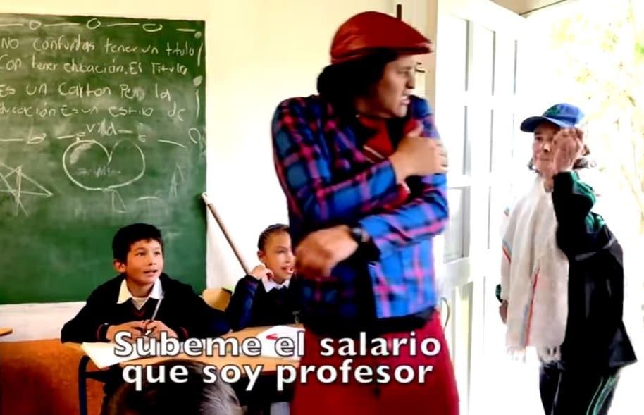 Hassam saca parodia de 'Súbeme la radio' de Enrique Iglesias.