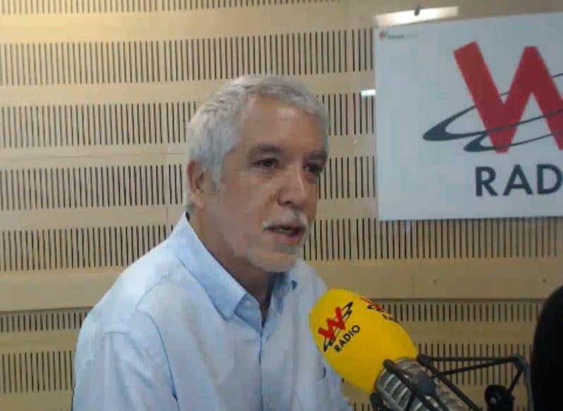 Enrique Peñalosa, Alcalde de Bogotá, en W Radio