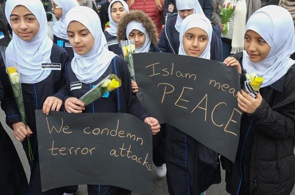 Manifestación en Londres