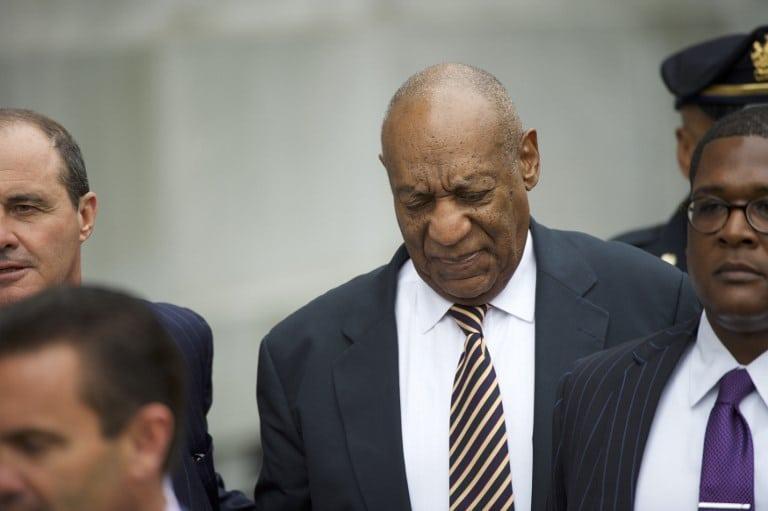 Juicio contra Bill Cosby