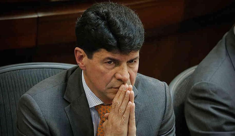 Saúl Cruz, subsecretario del Senado