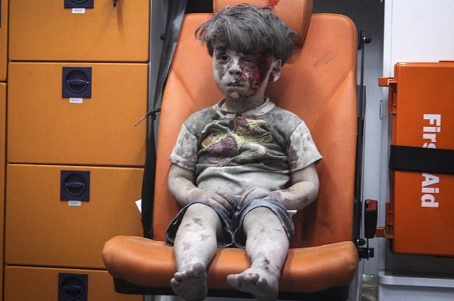 Niño de Alepo