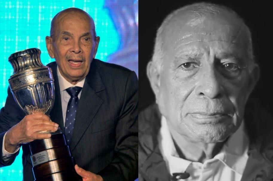 Efraín 'El Caimán' Sanchez y Marcos Coll