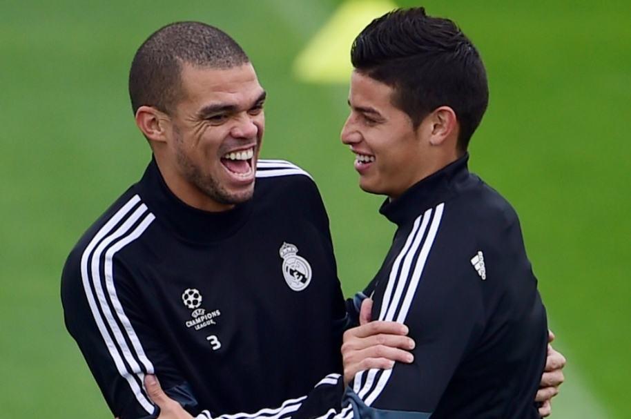 Pepe y James