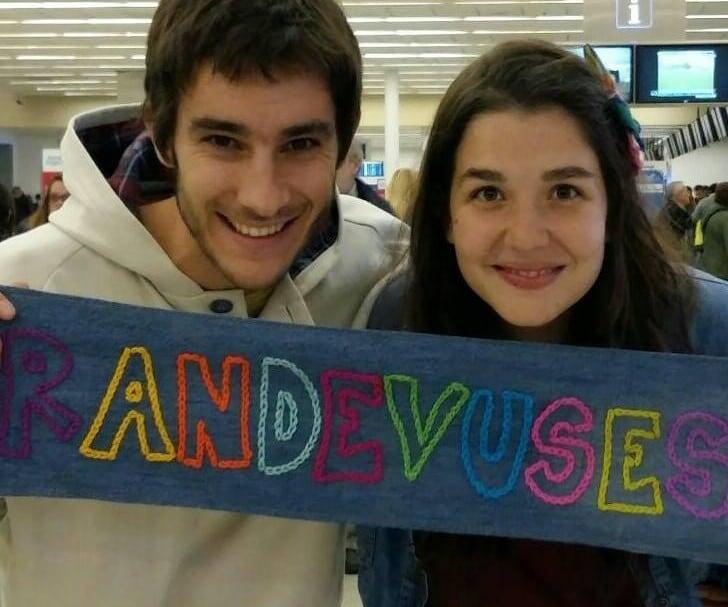 Maria y Augusto