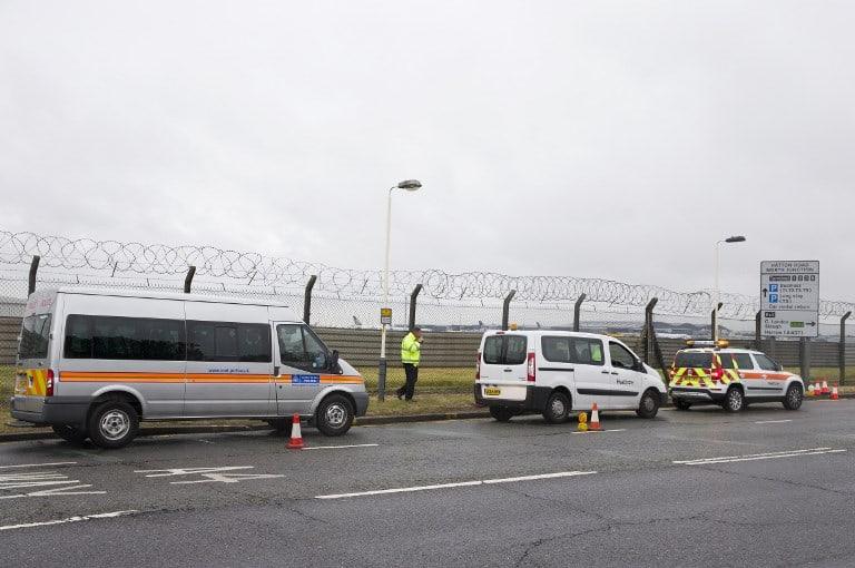Un detenido en el aeropuerto de Heathrow en relación al ataque de Mánchester