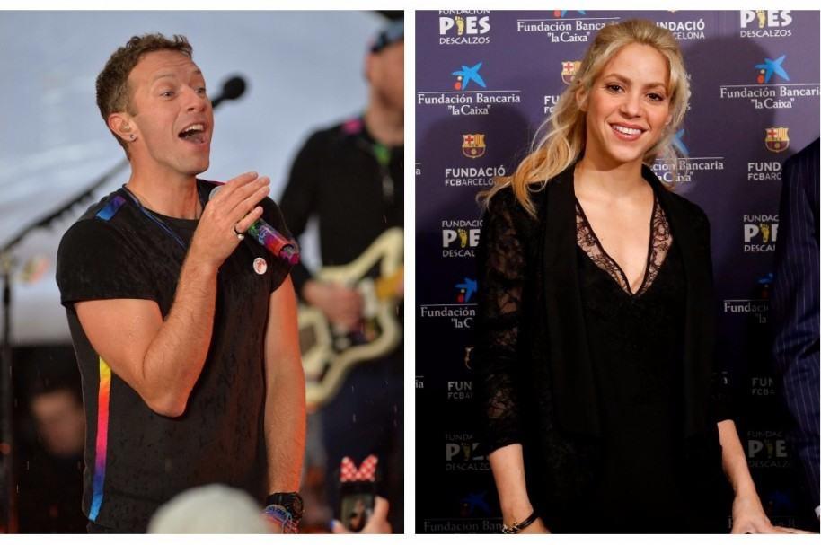 Chris Martin / Shakira